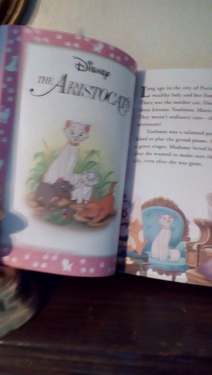 Disney's favorite cats