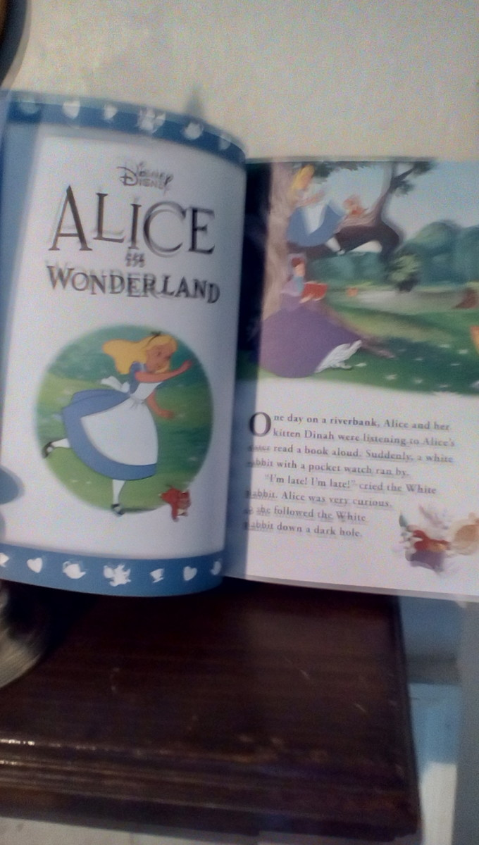 Go down the rabbit hole with Alice