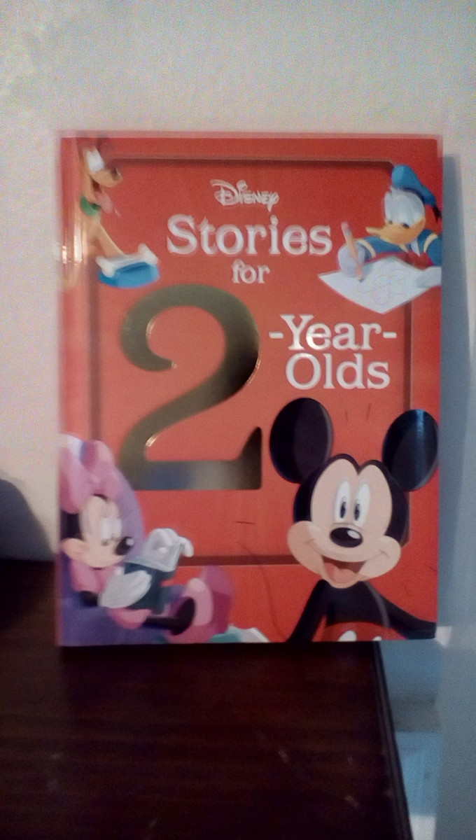 Disney Classic Stories Simplified for Toddlers and Preschoolers in Two Collections