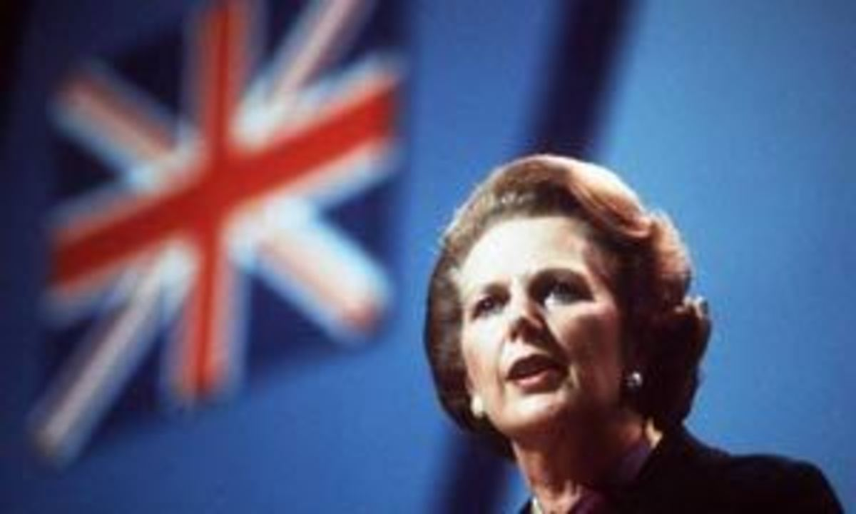 Margaret Thatcher Biography