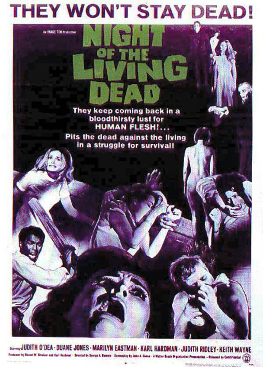 Social-Sexual Images in Night of the Living Dead