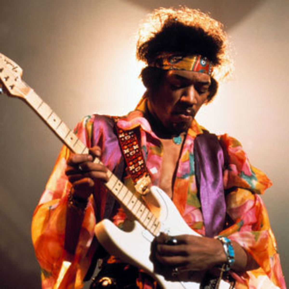 Top 10 greatest guitar players all time