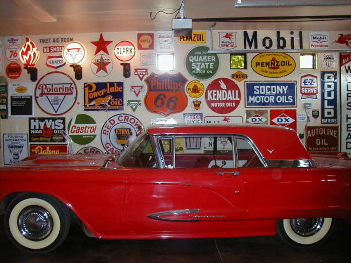 The ultimate Garage Art