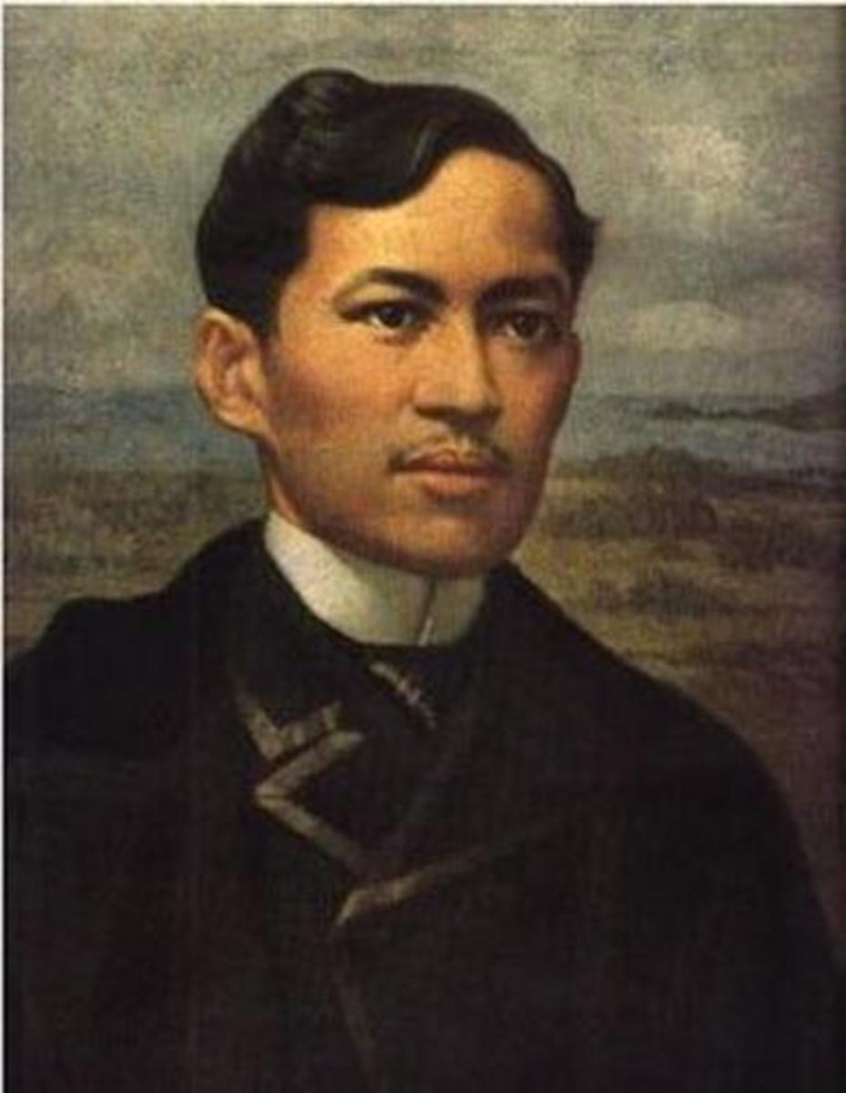 Jose Rizal in Spain