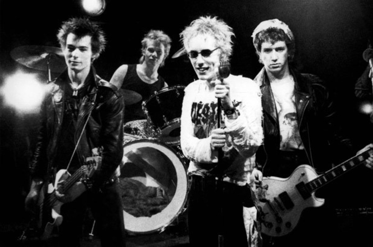 Punk: The Sex Pistols