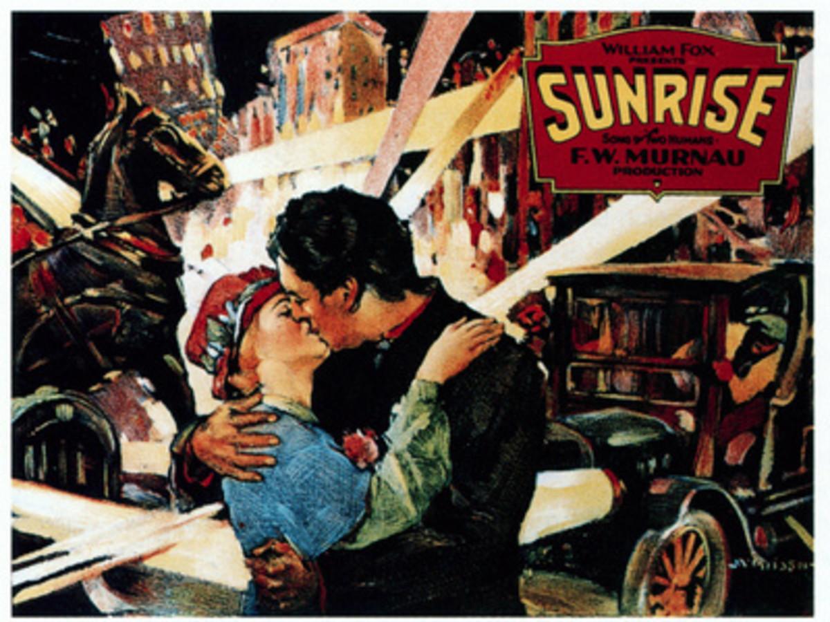 """Sunrise"" movie poster"