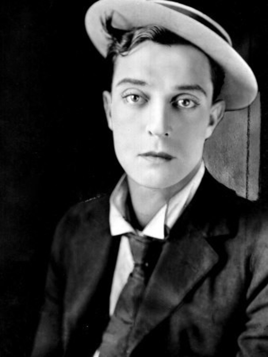 Buston Keaton in the 1920s