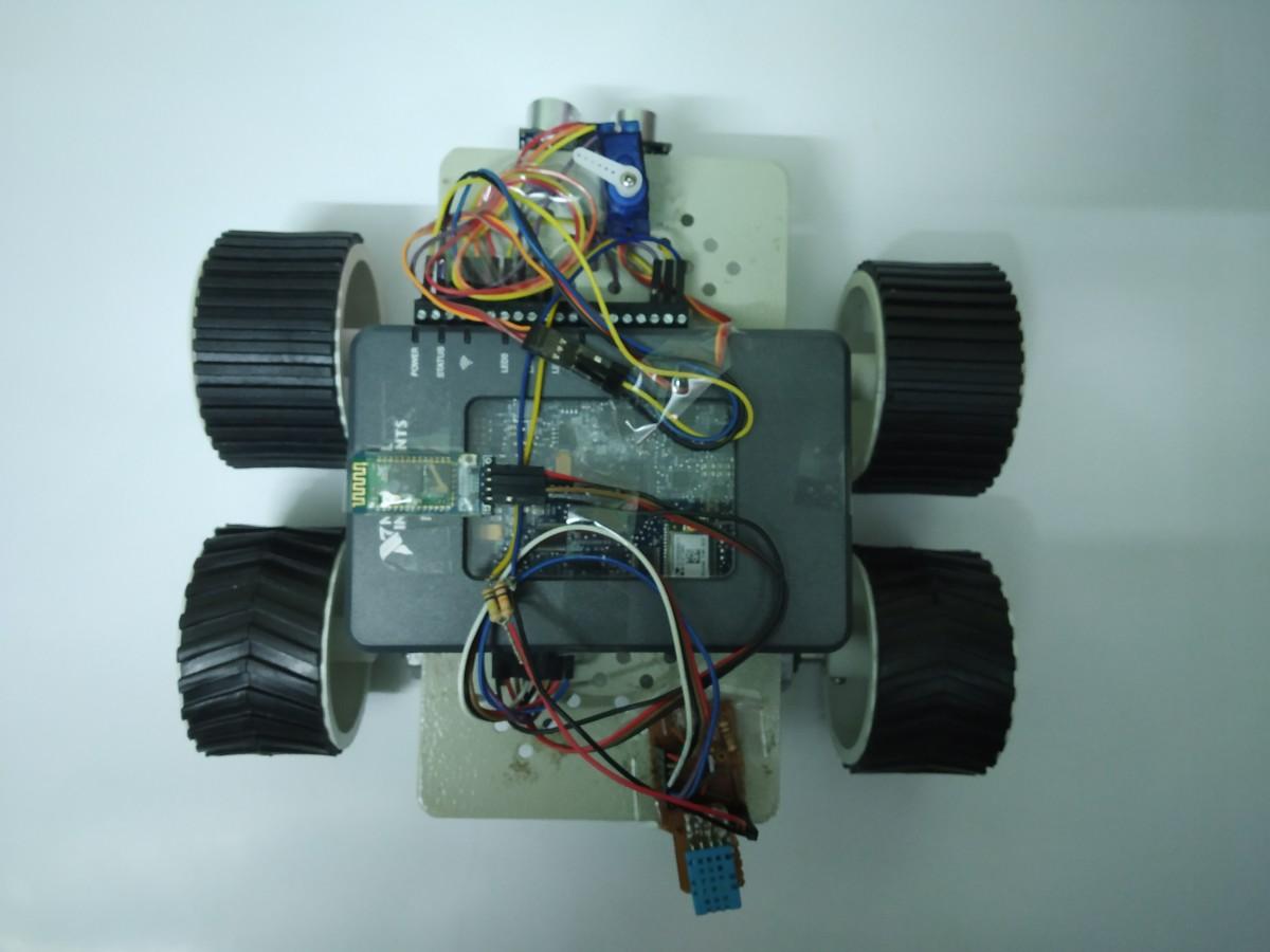 NI Myrio Smart Robot