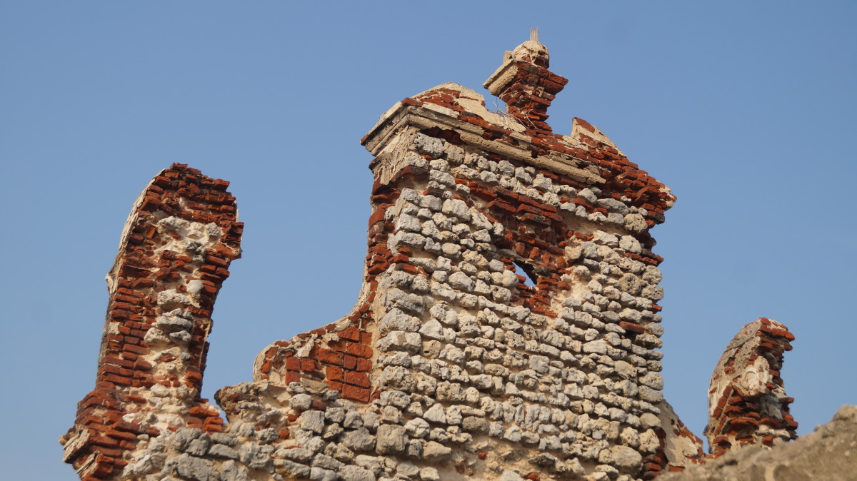 Dilapidated Church