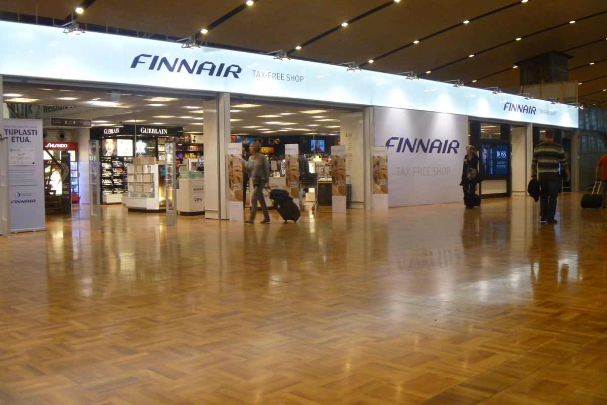 When travelling abroad be sure to avail of duty free shopping at the airports and ports. Terrific savings can be made on all the top end cosmetic and fragrance brands.