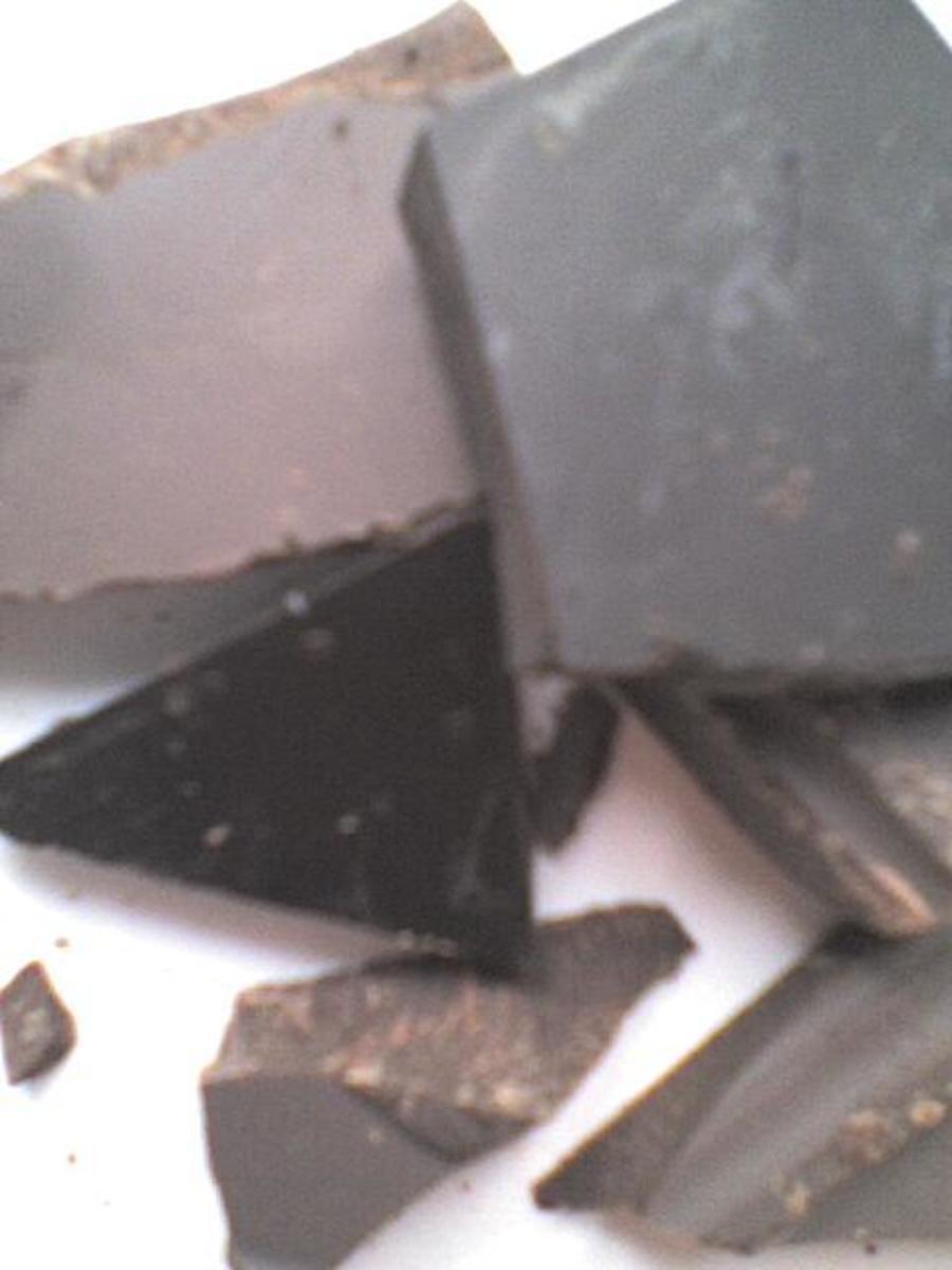 Acquiring a Taste for Dark Chocolate