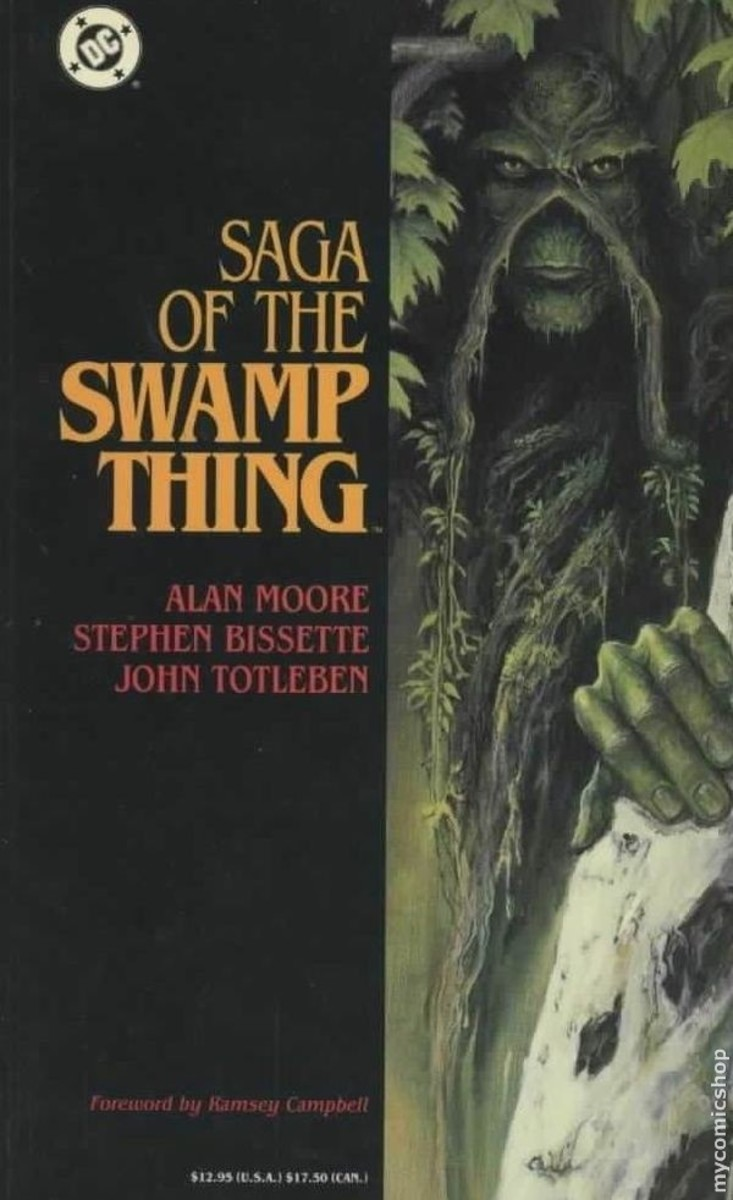 The Anatomy Lesson and Alan Moore's Vision That Forever Changed the Saga of the Swamp Thing