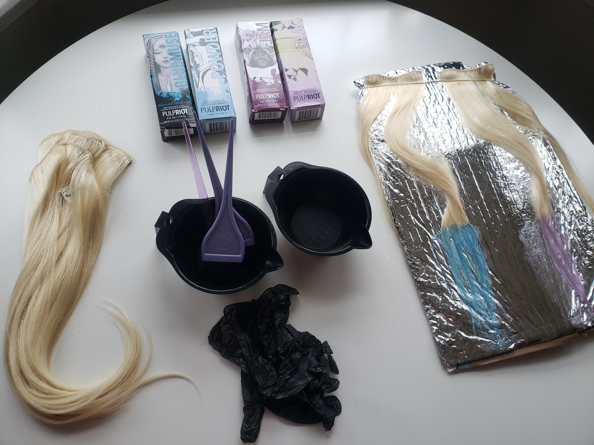 diy-hair-dyeing-hair-extensions-at-home