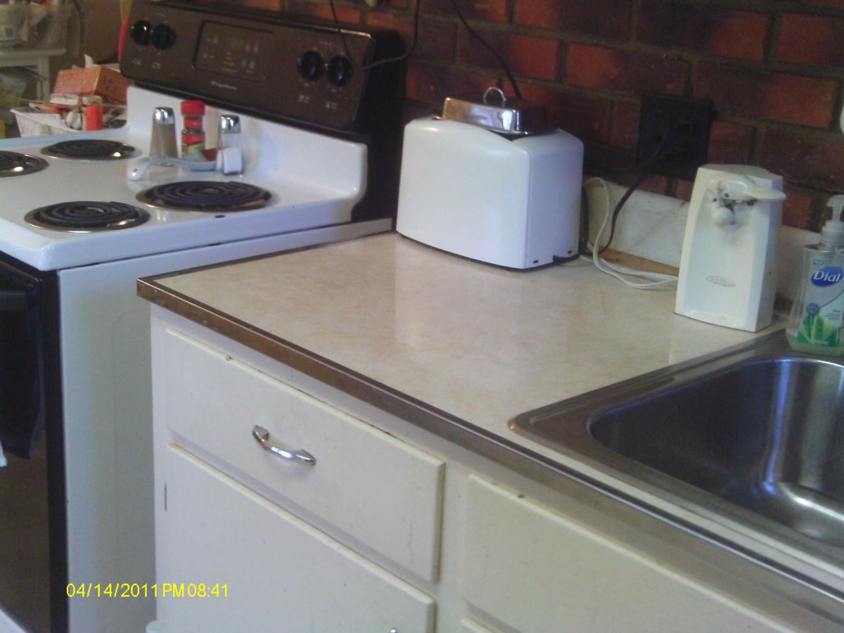 A sparkling kitchen