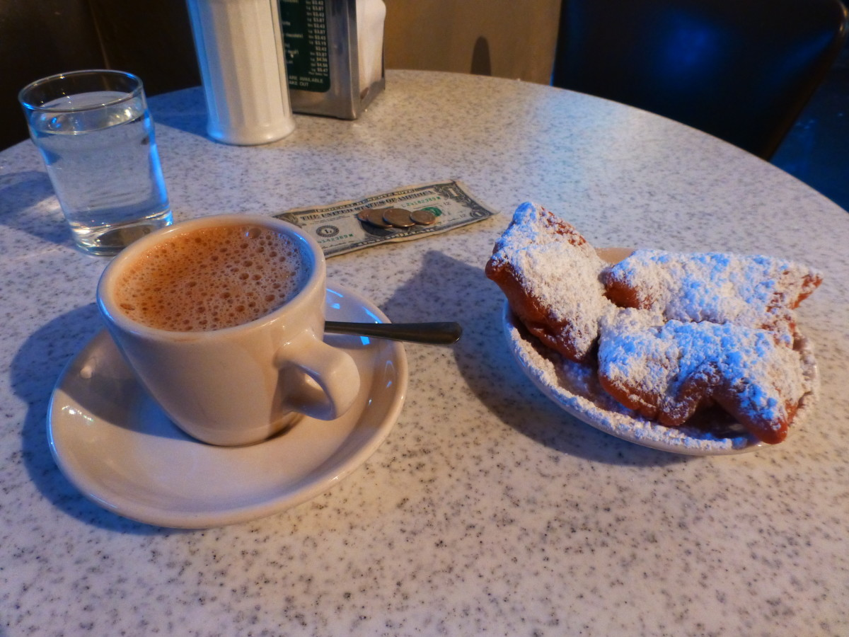 Coffee and Chicory
