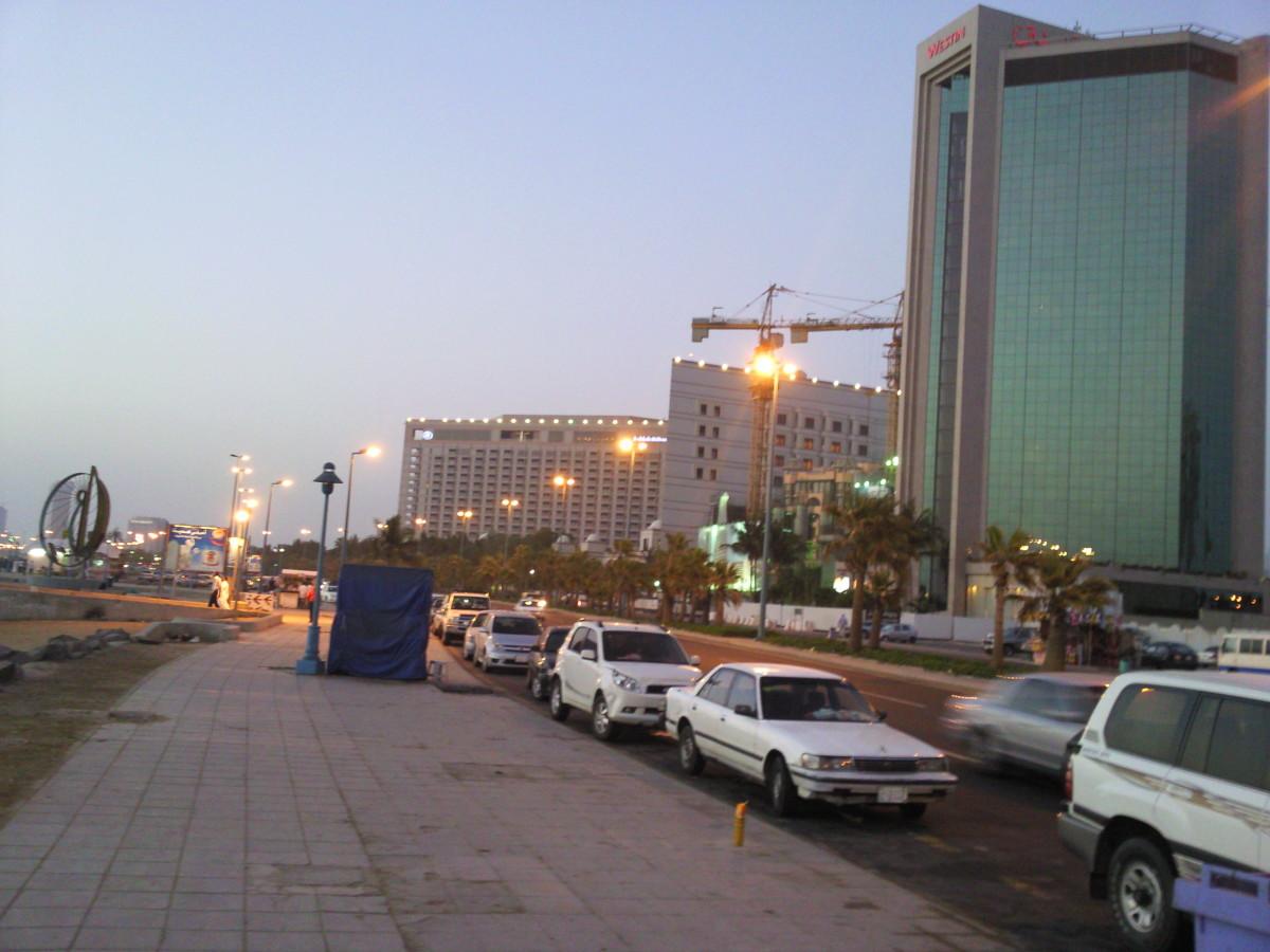 Jeddah Driving