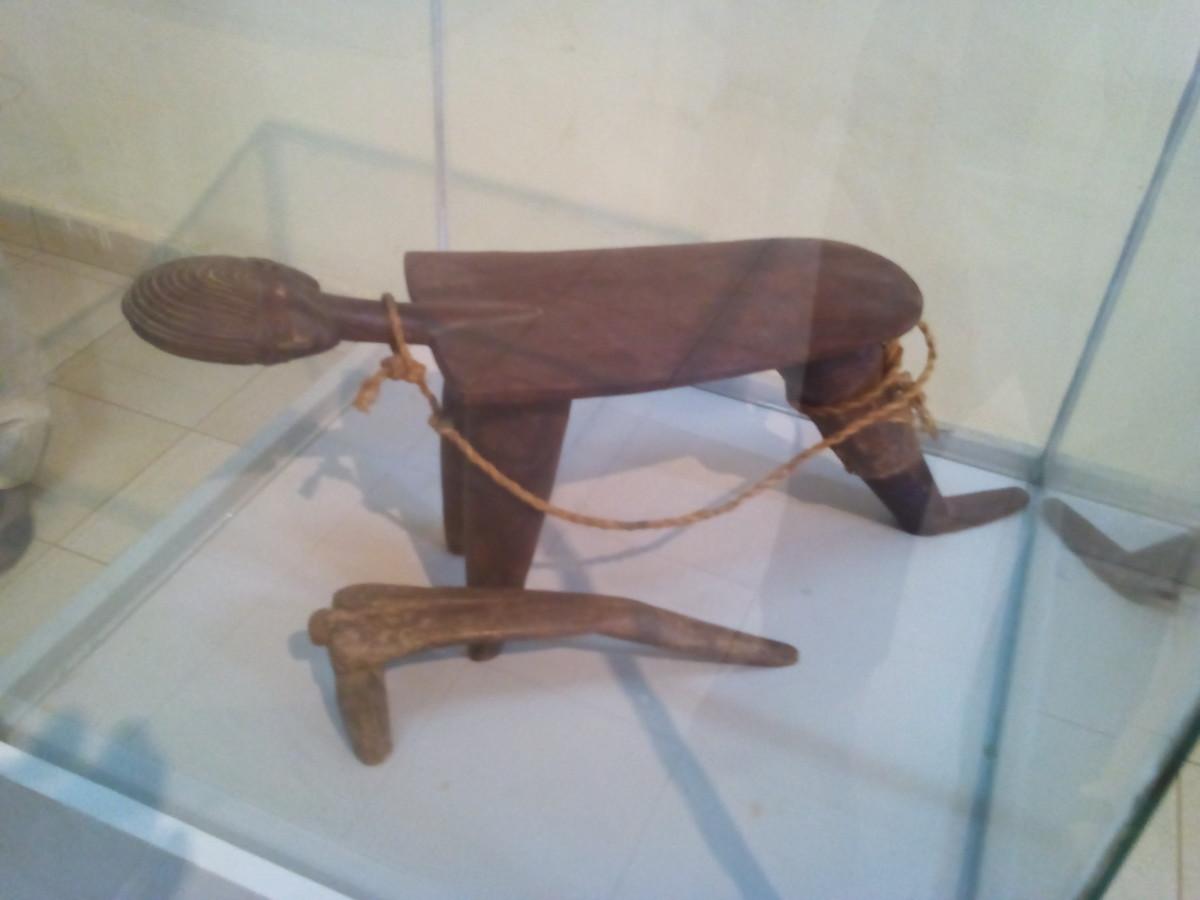 Cultural objects of the Lobi/Dagara