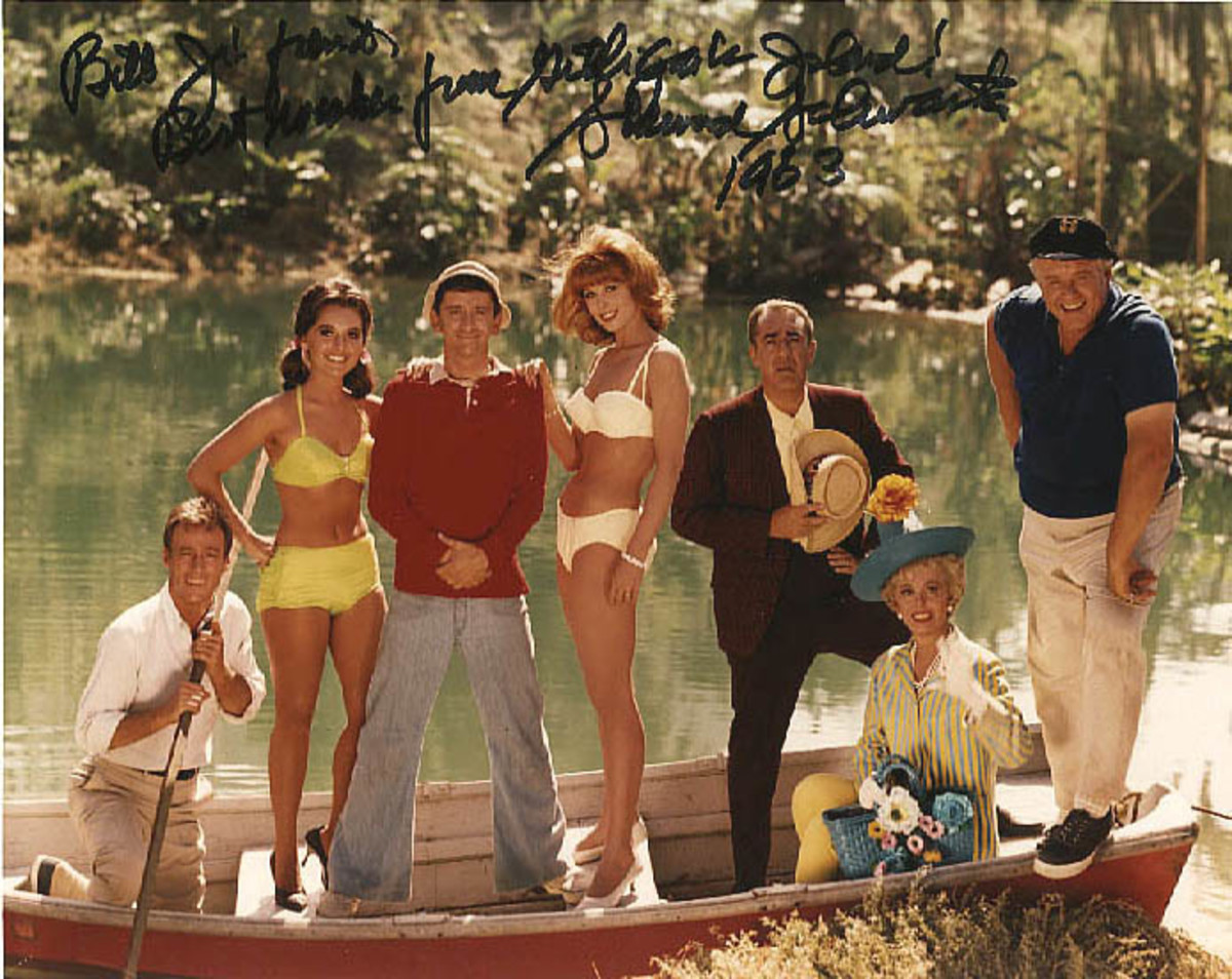 Gilligan's Island: Ginger or Mary Ann? How About the Skipper or Gilligan?