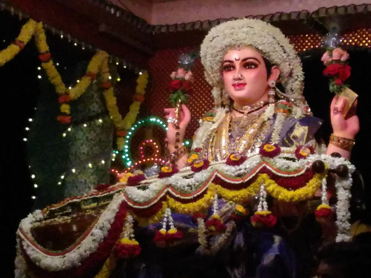 Famous and Attractive Mangalore Dasara