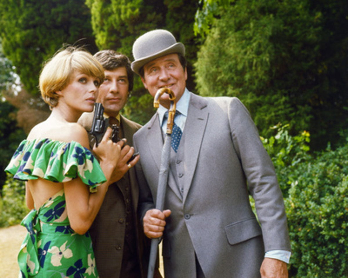 The New Avengers: Purdey, Gambit and Steed