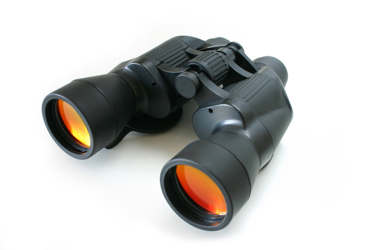Getting Started in Amateur Astronomy With Binoculars