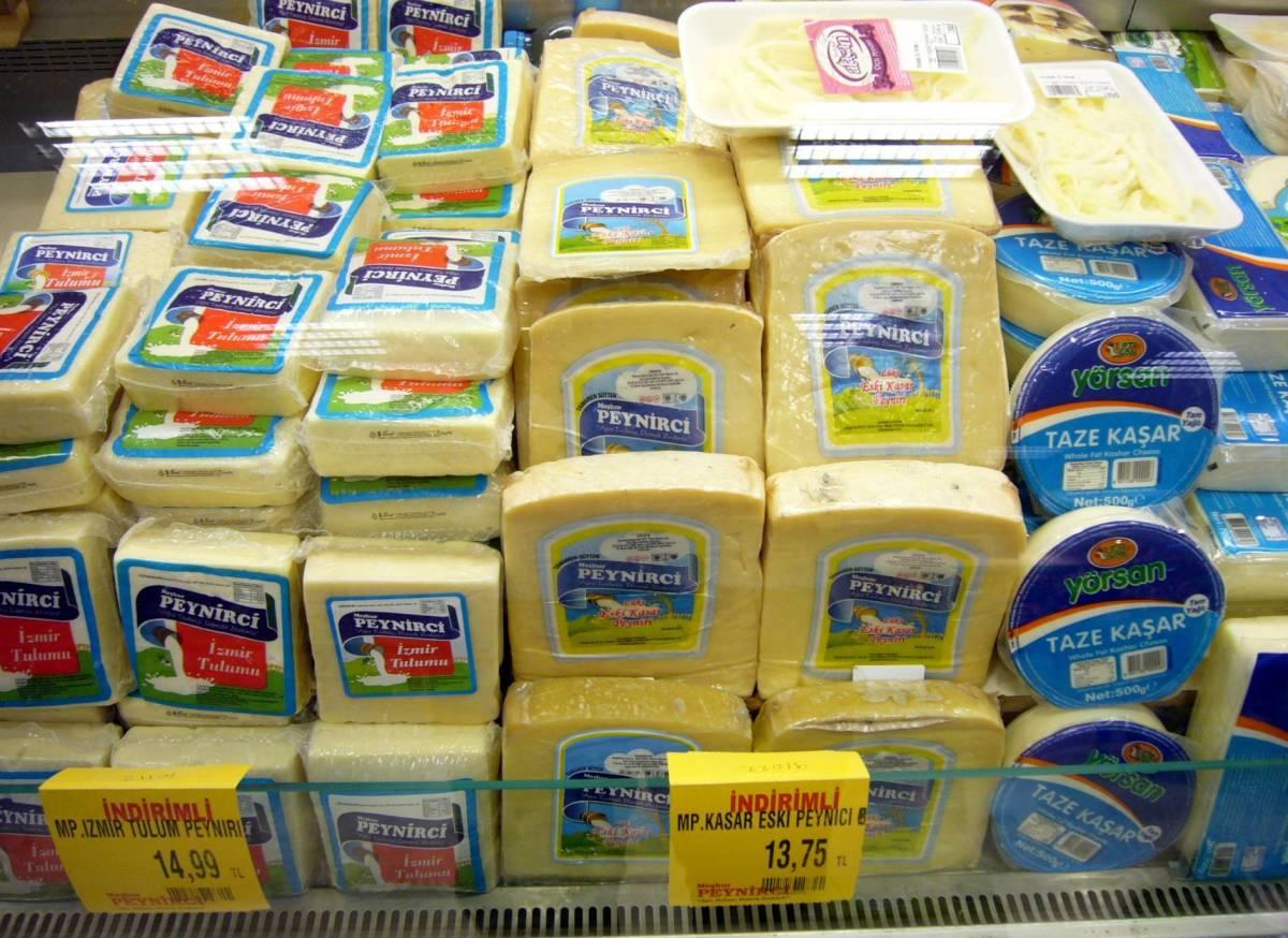 Kasar Peyniri