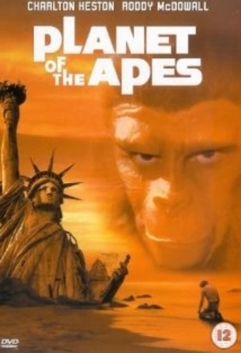 Ultimate Planet of the Apes Fan Page