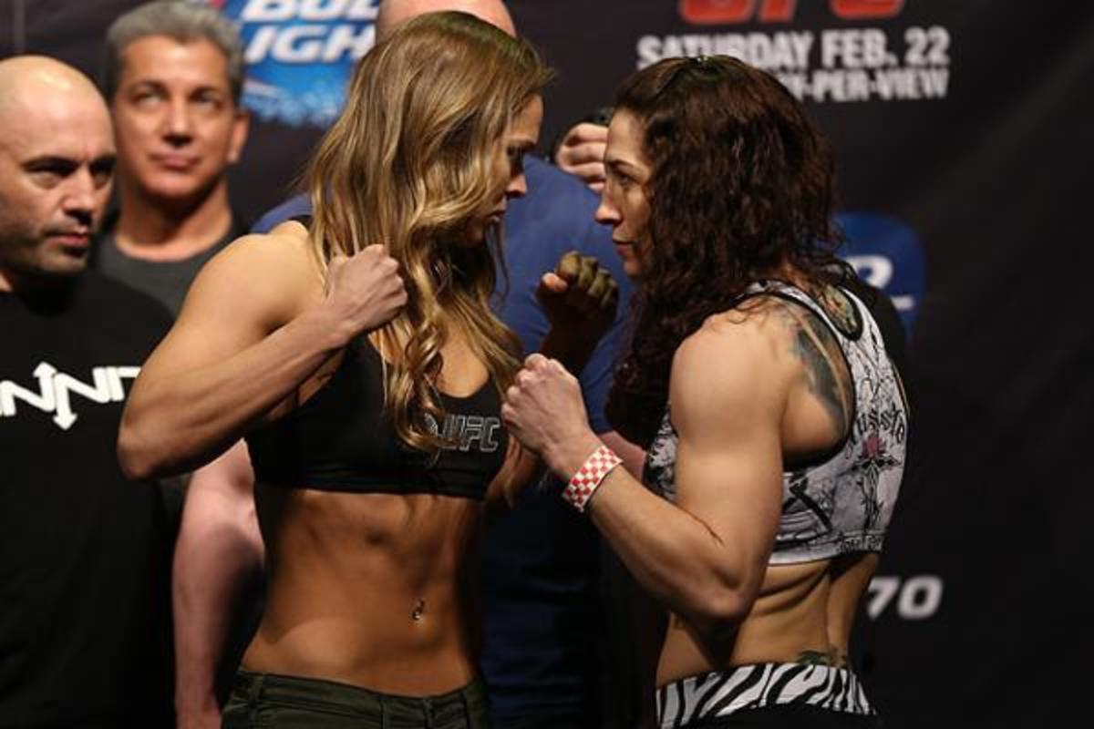 Ronda Rousey-MMA-UFC