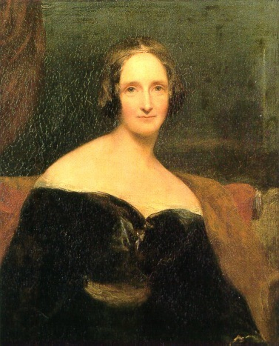 "Isolation in Mary Shelley's ""Frankenstein"""