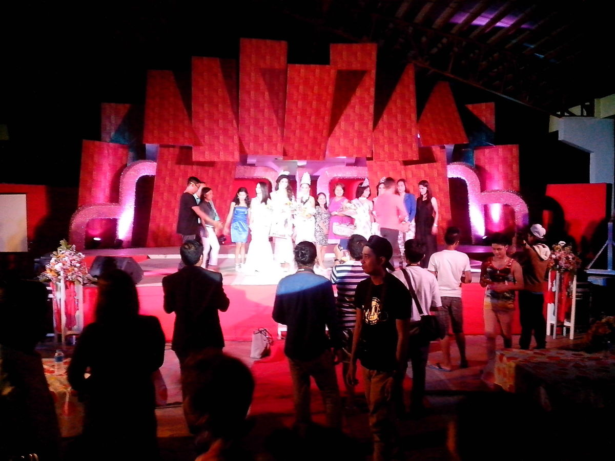 The Finale of Buswak Festival Queen Coronation Night (