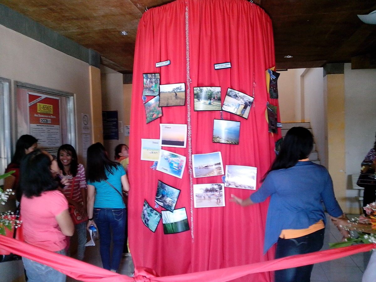 The Photo Exhibit of which I was a guest exhibitor (Photo Source: Ireno A. Alcala)
