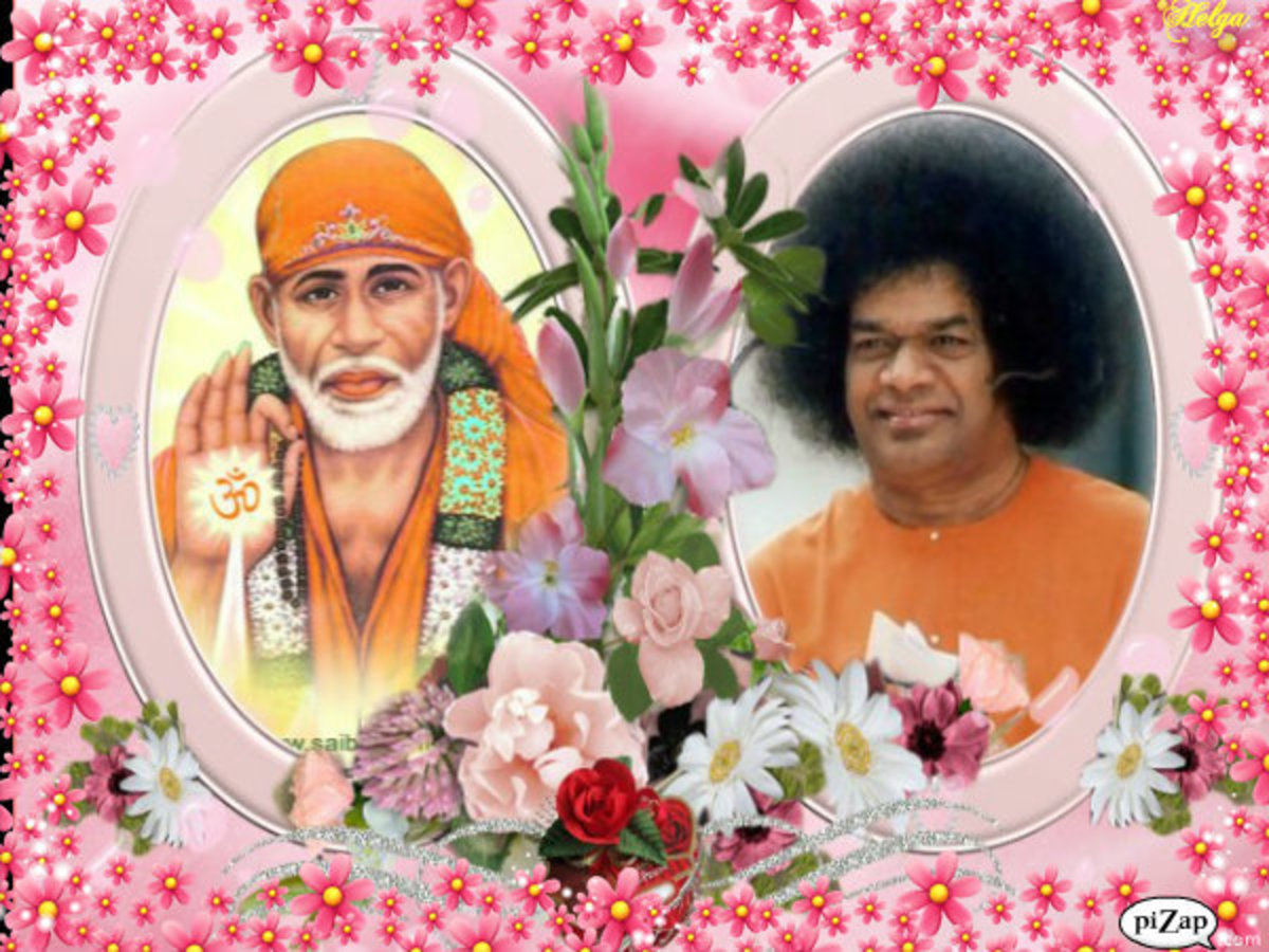Sathya Sai fulfills a promise He gave as Shirdi Sai