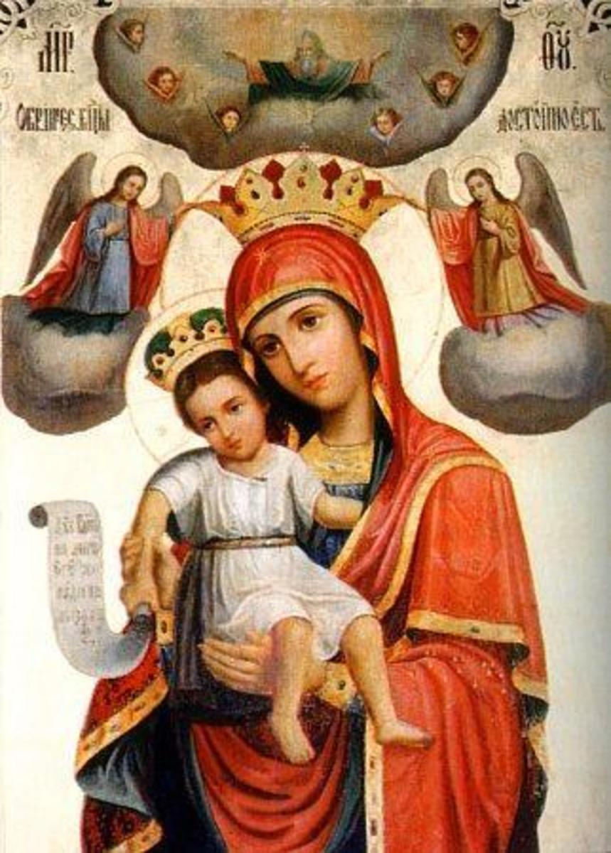 19th Century Icon