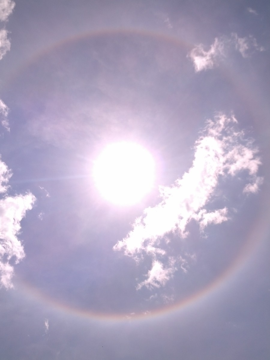Corona of the Sun: A Rare Phenomenon