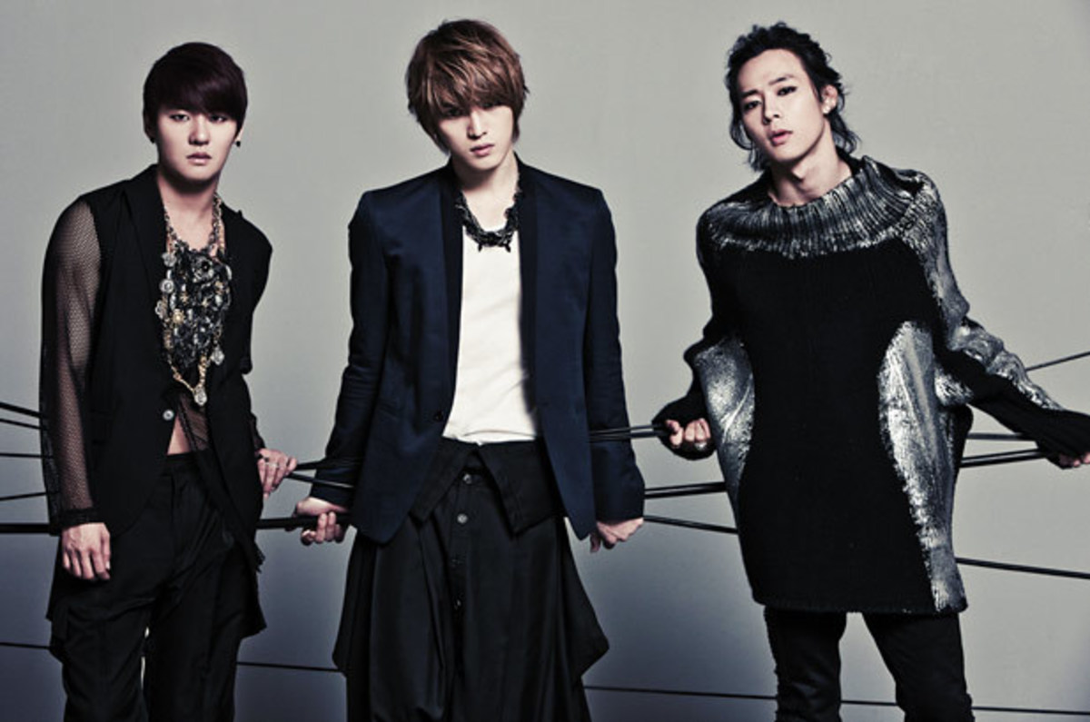 JYJ is considered the best vocalists of their former group, DBSK