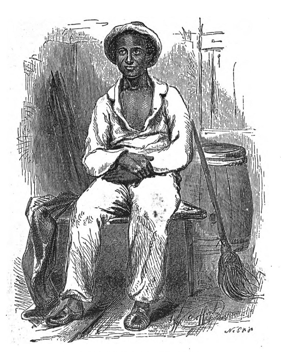 Solomon Northup.