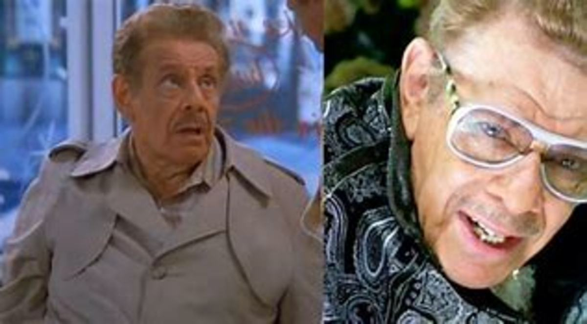 Born in Brooklyn with Pride: Jerry Stiller a comedy legend