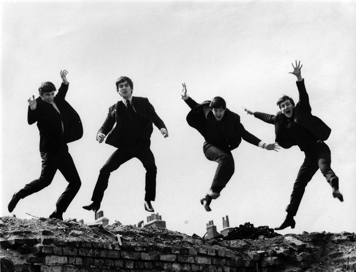 The Beatles and the Counterculture of the Sixties