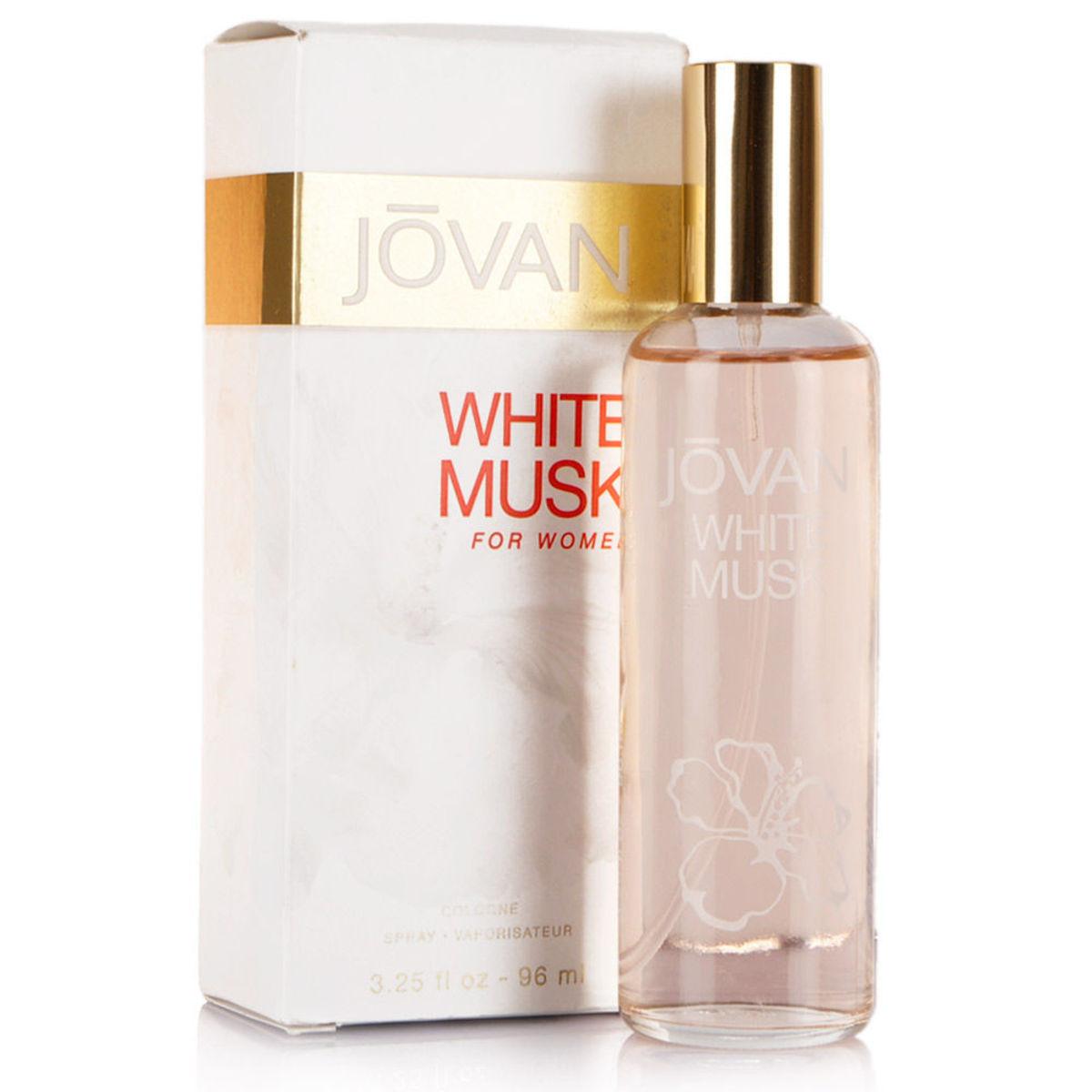 Jovan White Musk for Women Fragrance