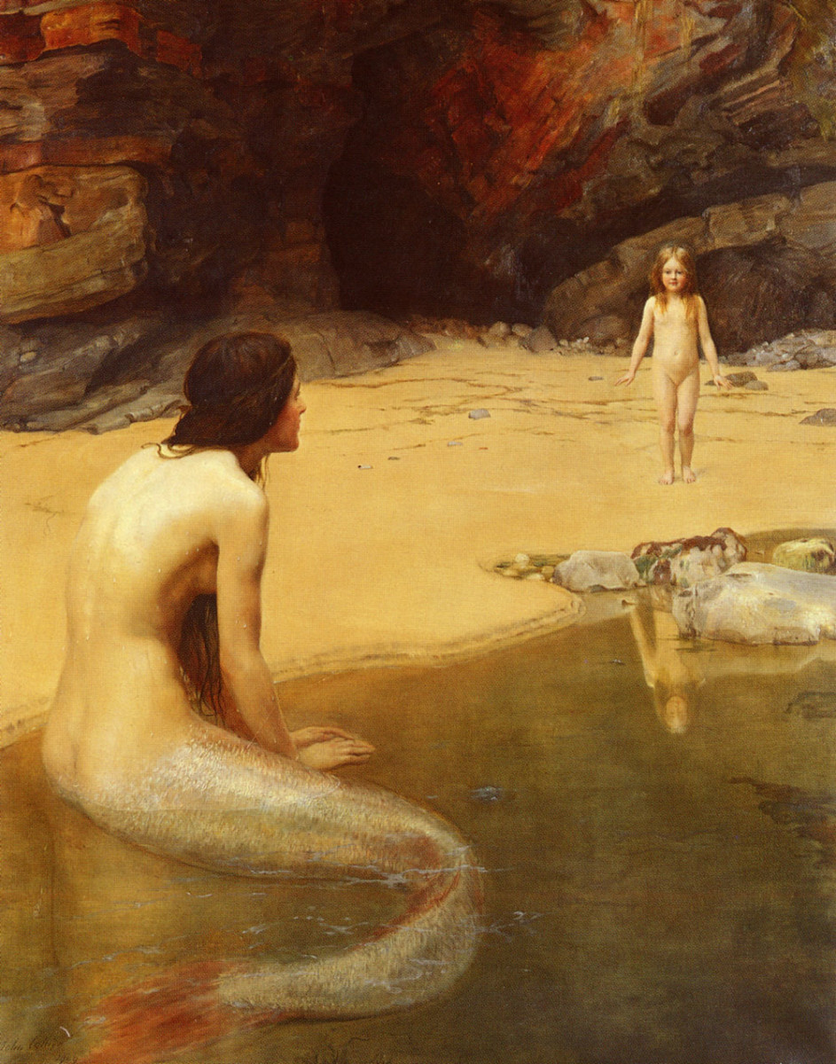 Mermaid Sightings & Speculations
