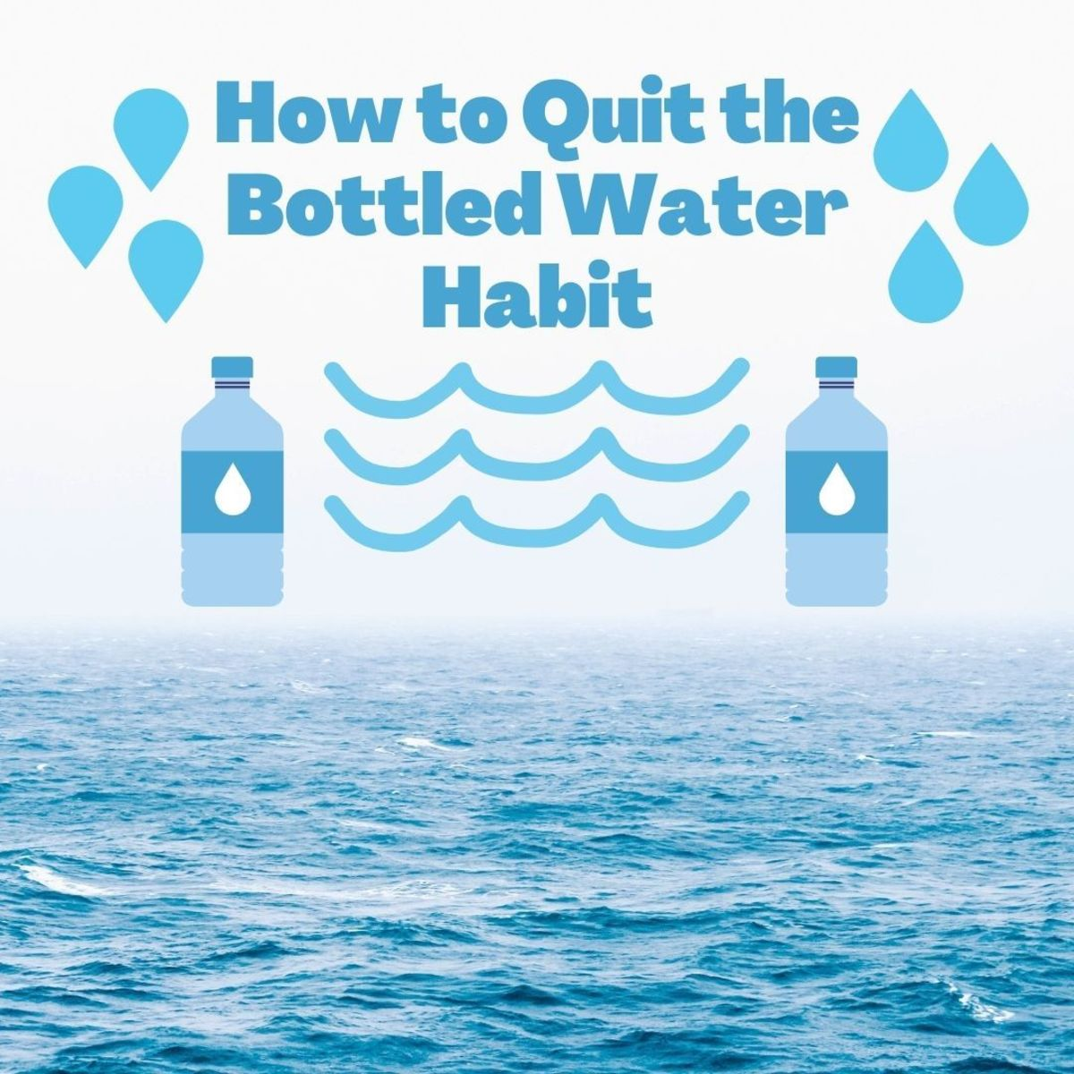 Figure out how you can quit your bottled water habit!