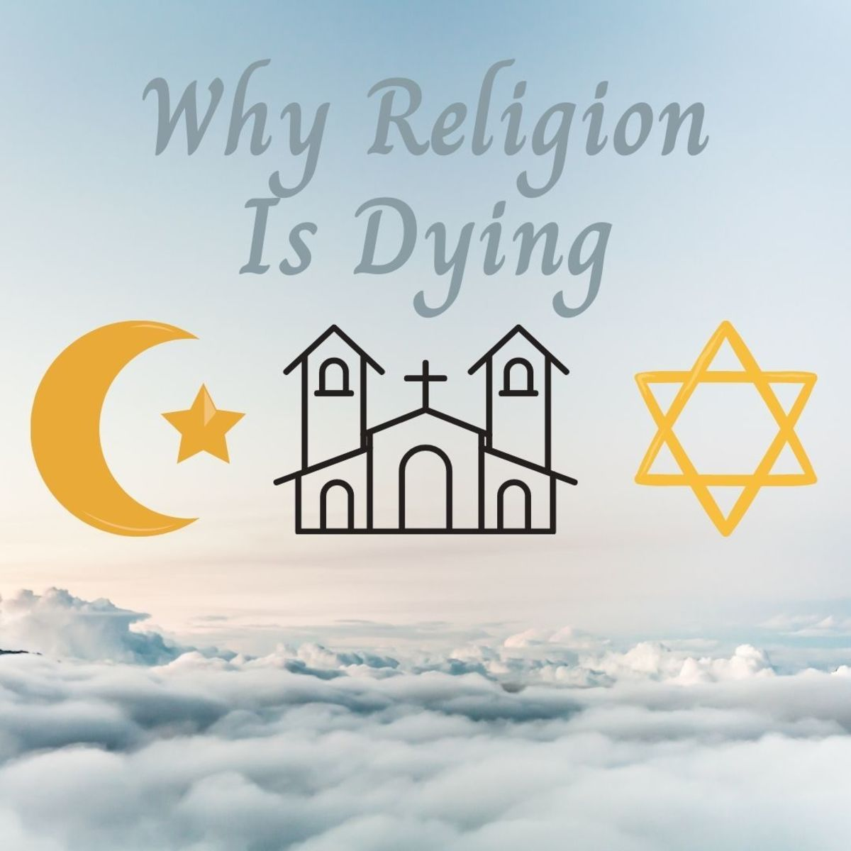 Find out why religion's popularity is rapidly declining in developed countries.
