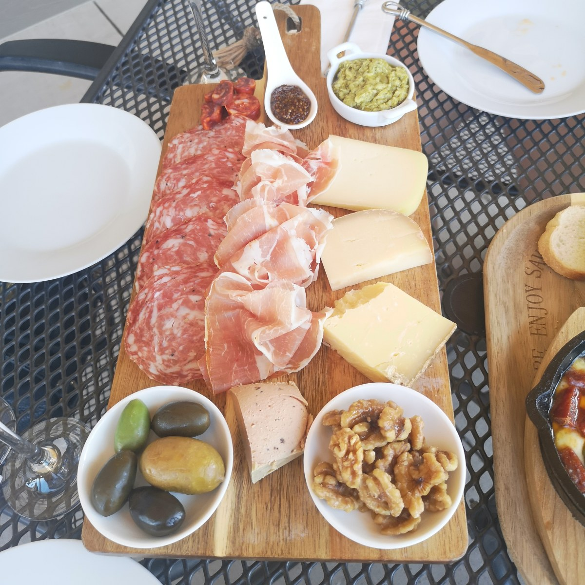 Cheese and charcuterie, anyone?