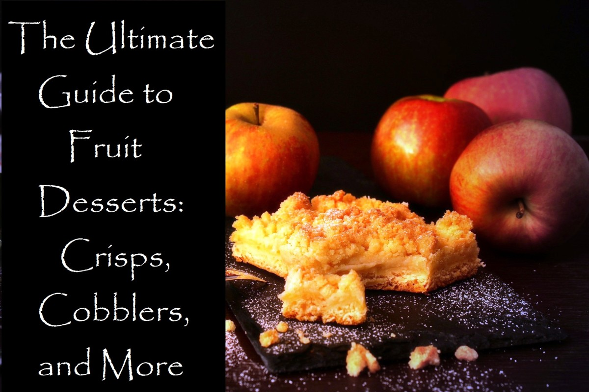 Ultimate Guide to Fruit Desserts: Crisps, Cobblers, and More