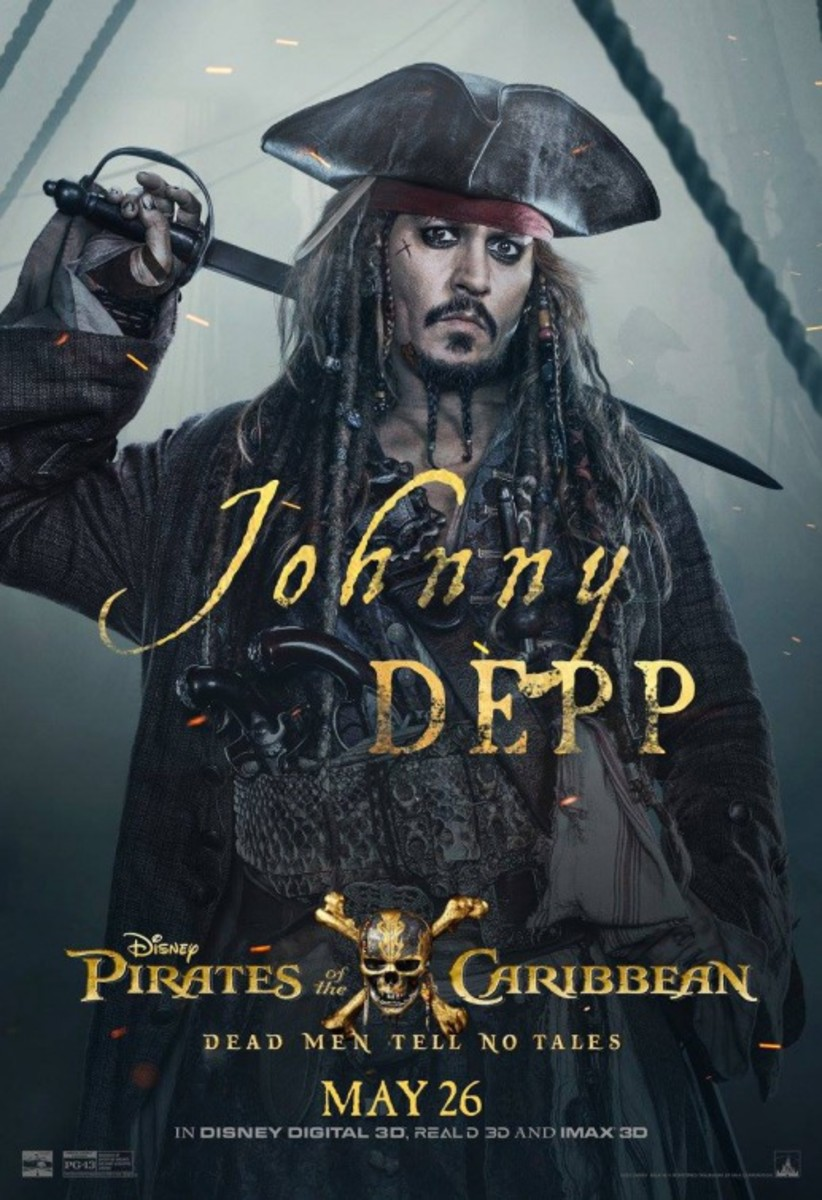 Pirates of the Caribbean Dead Men Tell No Tales (2017) Movie Review