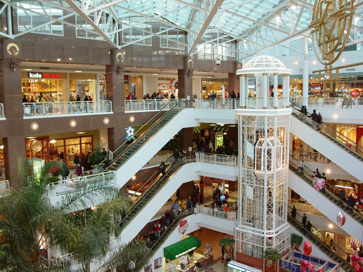Top 10 Largest Malls in the U.S.