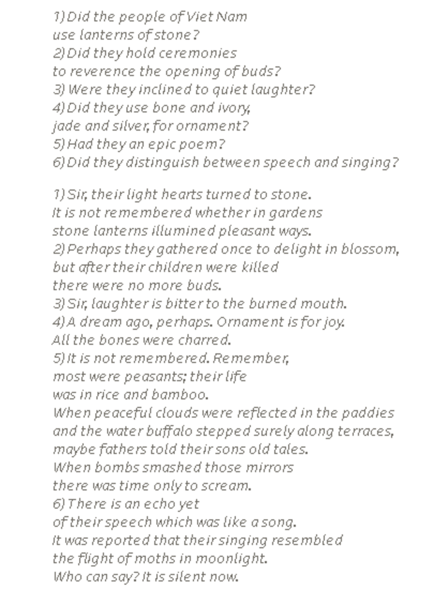 analysis-of-poem-what-were-they-like-by-denise-levertov