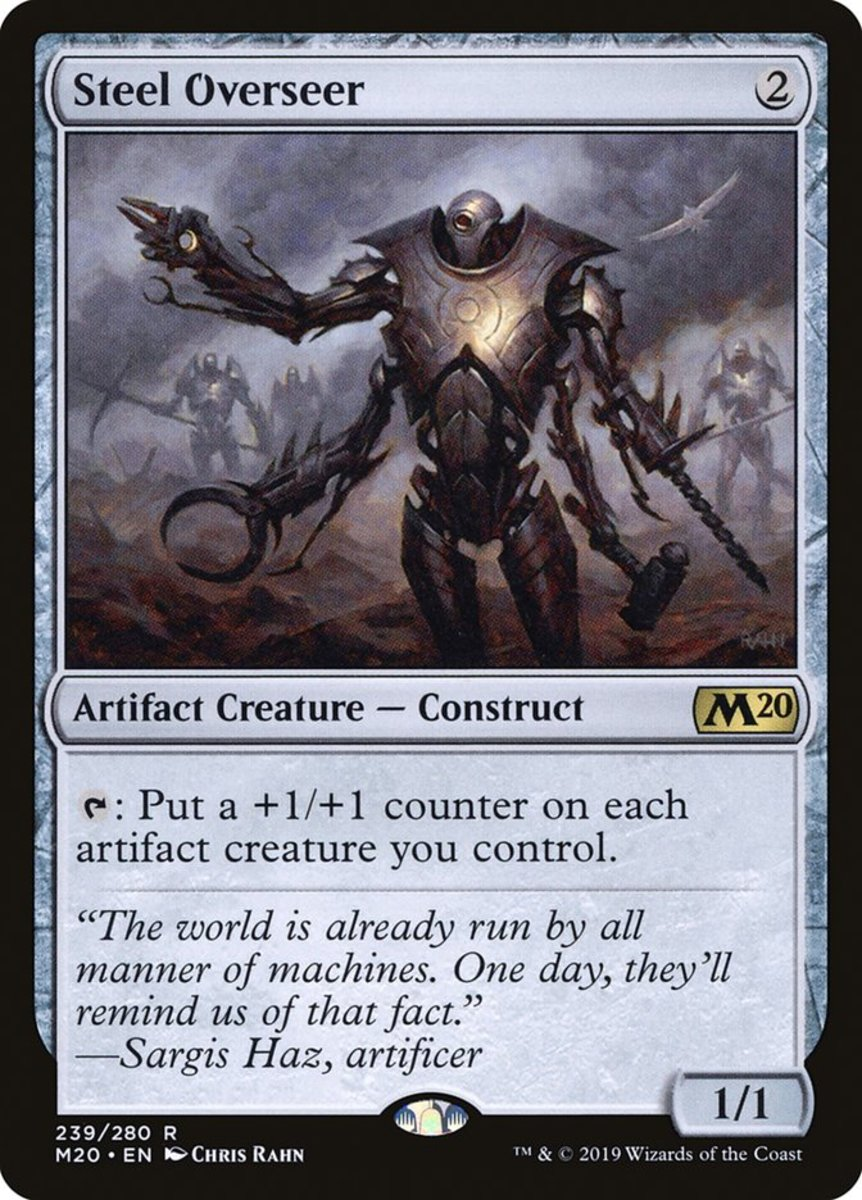 Top 30 EDH Artifact Supports in Magic: The Gathering