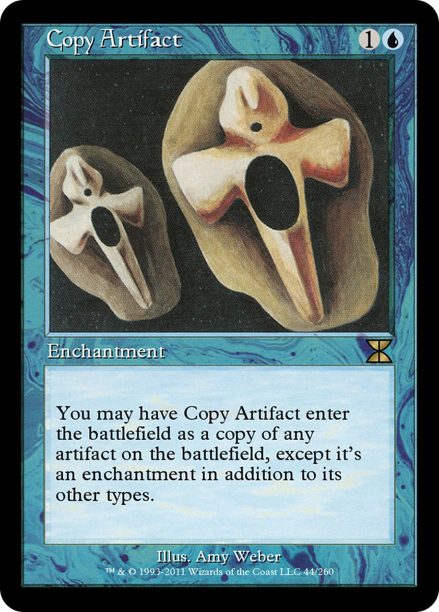 Copy Artifact mtg