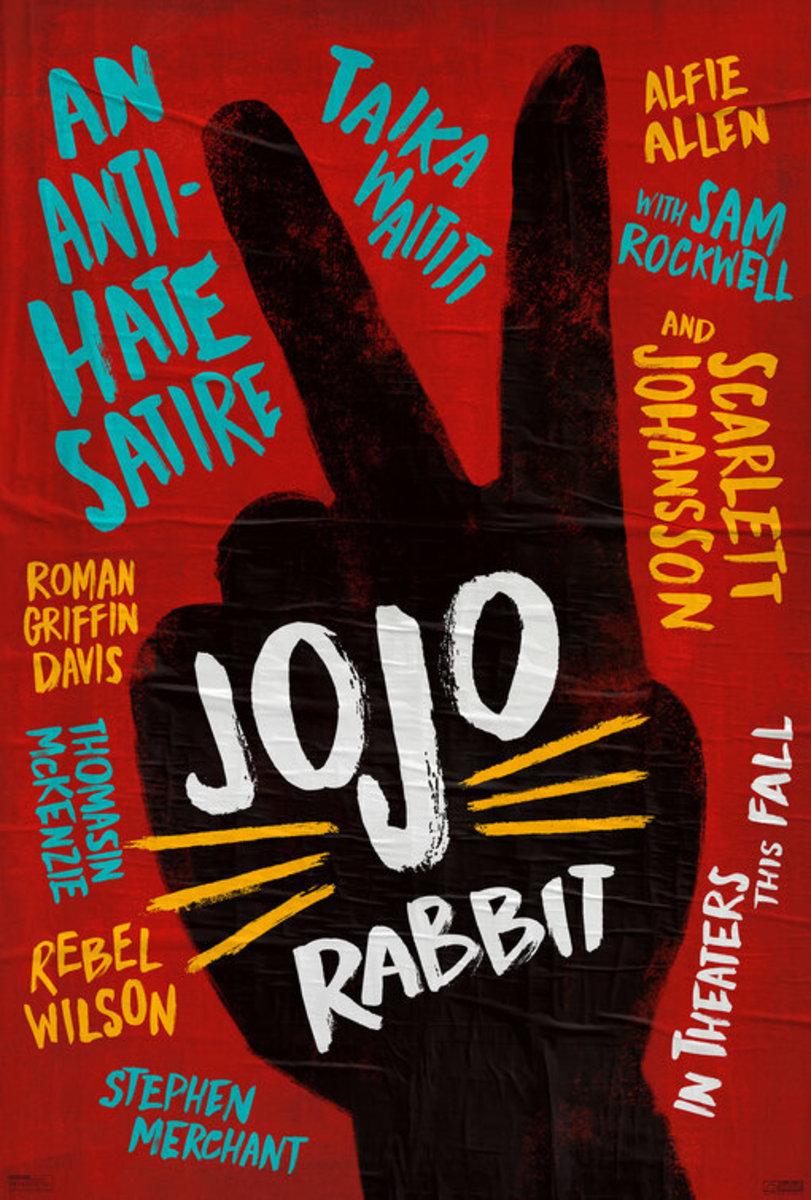 JoJo Rabbit (2019) Movie Review